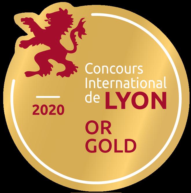 Concours de Lyon Medaille Or 2020 Jaujau 1er Blanc 2018 (1)