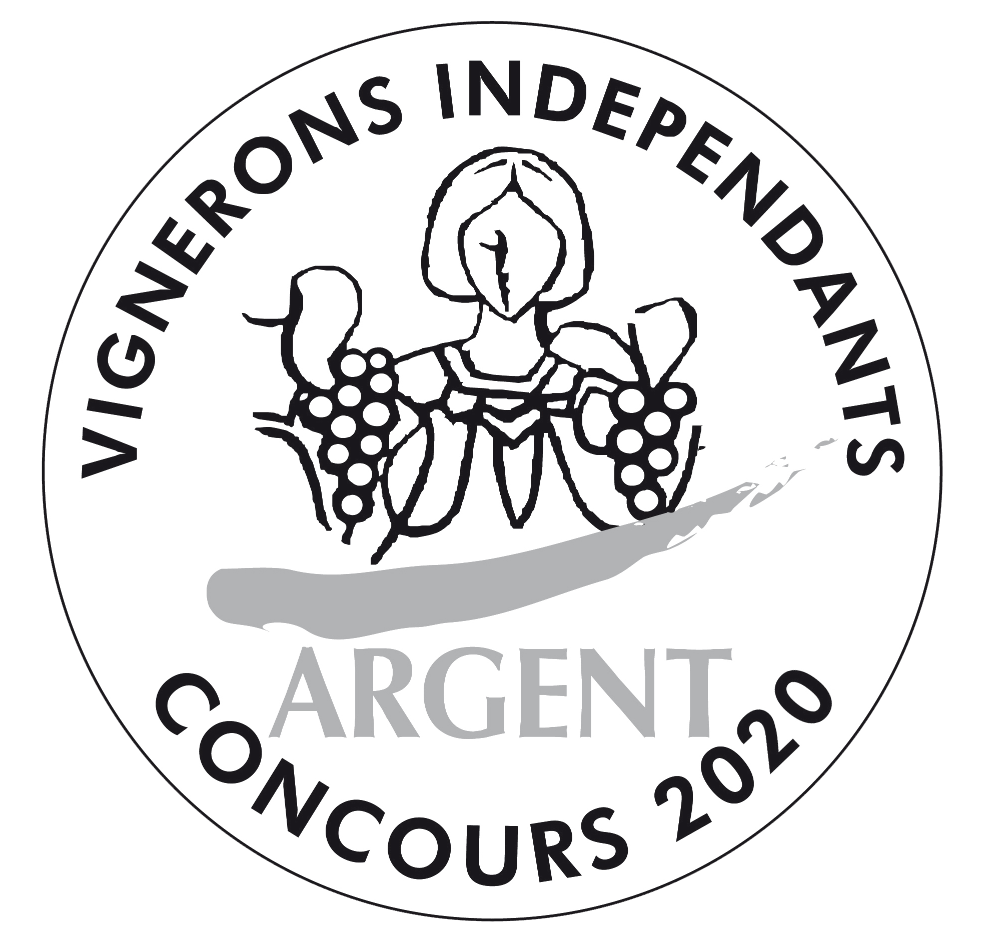 VIGNERONS INDEPENDANTS ARGENT CR ROSE 2019