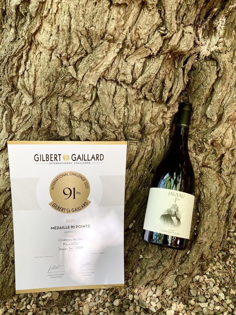 Récompense Gilbert & Gaillard